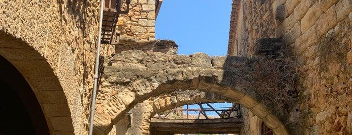 Pals is one of Castillos y pueblos medievales.