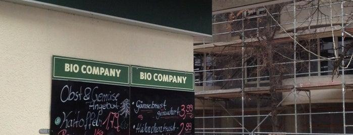 BIO COMPANY is one of Lugares favoritos de Andrea.
