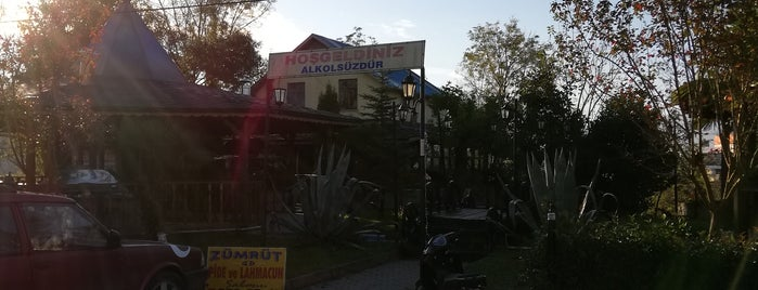 Zümrüt pide is one of Locais salvos de Selvi.