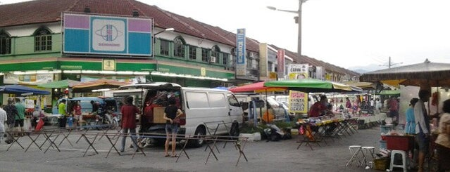 First Garden Pasar Malam is one of Ipoh Trip List.