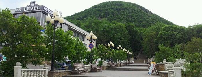 Гора Железная is one of Кавказ.