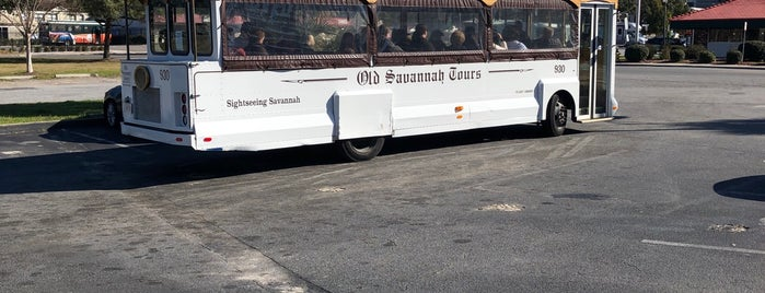 Old Savannah Tours is one of Tempat yang Disimpan Mona.