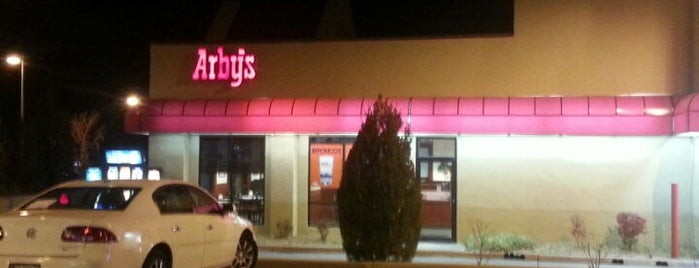 Arby's is one of Favorite Restaurants in Lone Tree, CO.