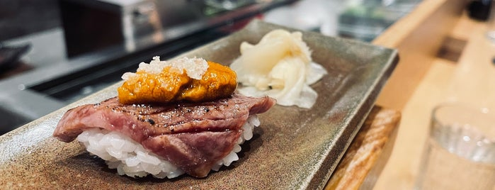 Sushi Atelier is one of London.
