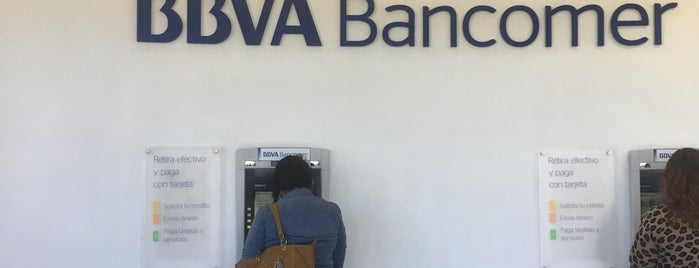 BBVA Bancomer Sucursal is one of c's Liked Places.