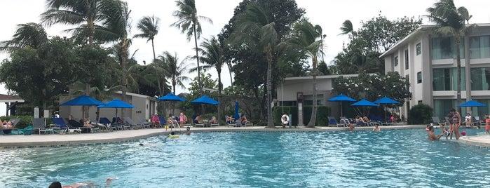 Splash Swimming Pool · OZO Chaweng Samui is one of Otel.