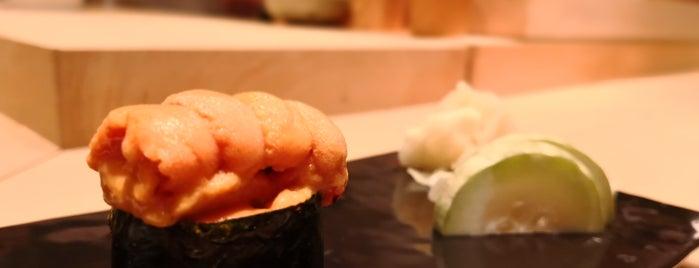 Sushi Tokami is one of Tempat yang Disukai Henry.