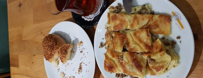 Aslı Börek is one of Oralさんのお気に入りスポット.