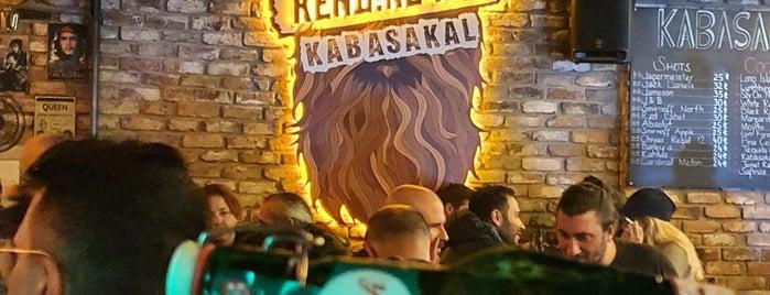 Kabasakal Bar is one of Discover Kadıköy.
