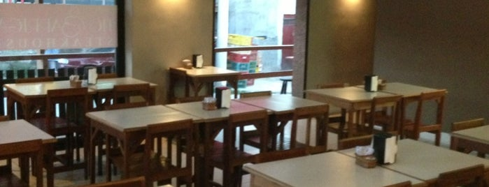 Tio Barriga Steakhouse is one of สถานที่ที่ Luiz Cláudio ถูกใจ.