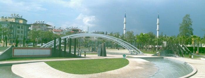 Şehitler Parkı is one of Locais curtidos por ✌🏼 M✌🏼.