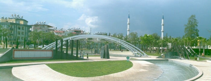 Şehitler Parkı is one of Locais salvos de Yasemin Arzu.