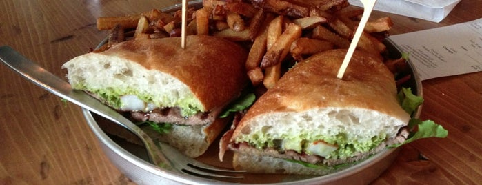 The Happy Hooker is one of Toronto Must-Try Noms.
