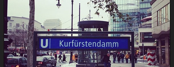 Kurfürstendamm is one of Berlin To Do.