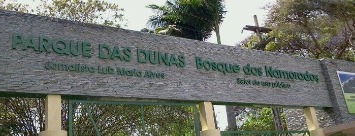 Parque das Dunas is one of Brazil.