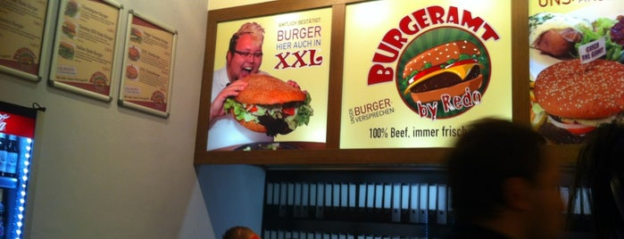 Burgerbüro is one of US Food & Co. (Part 1/2).