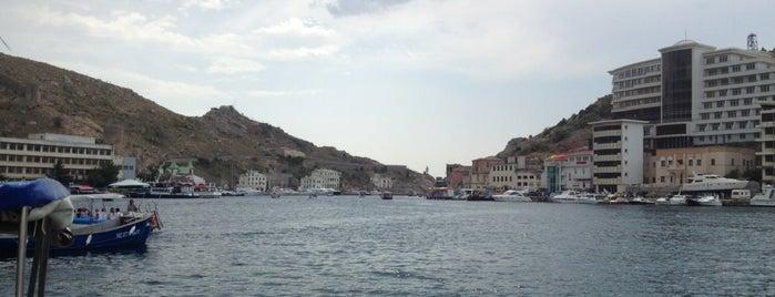 Балаклавская бухта is one of Крым / Crimea.