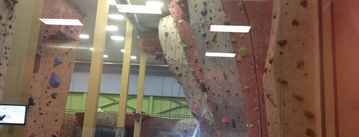 Earth Treks Climbing Center is one of Orte, die IS gefallen.