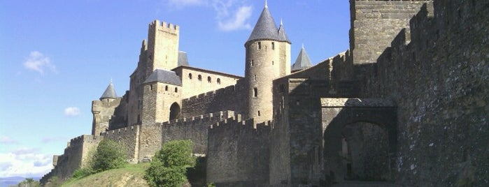 Cité de Carcassonne is one of France.