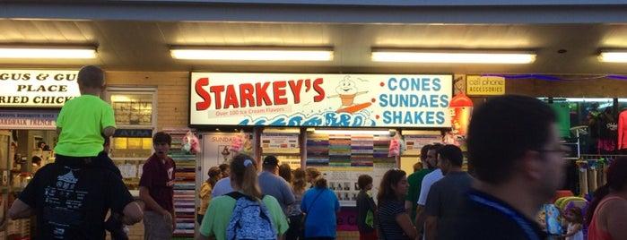 Starkey's is one of Rehoboth Beach.