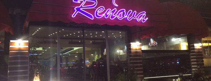 Renova Gusto & Cafe is one of Aka-ellohさんの保存済みスポット.