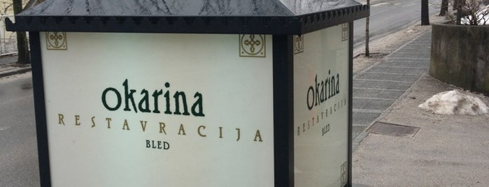 Restaurant Okarina is one of Croatia & Slovenia.