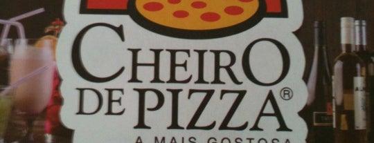 Cheiro de Pizza is one of Orte, die Verena gefallen.