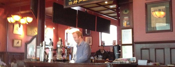 The John Hewitt is one of Ireland.