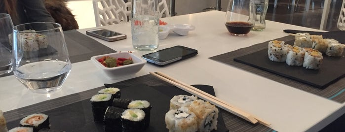 Sushi Licious is one of Anthony : понравившиеся места.