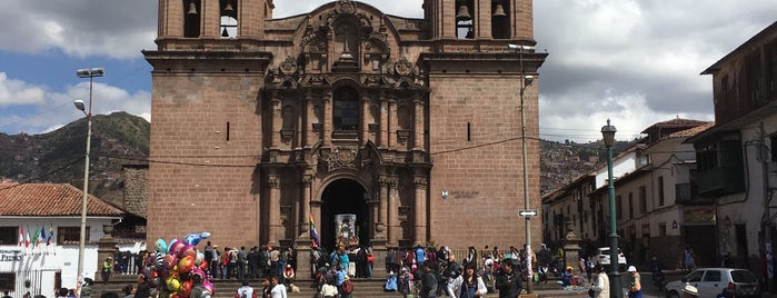 Iglesia de Santa Clara is one of Cusco.