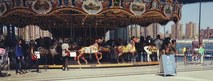 Jane's Carousel is one of Best of New York (Manhattan + Brooklyn).