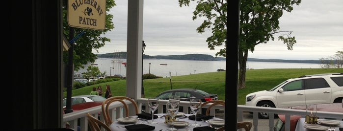 Galyn's is one of Bar Harbor.