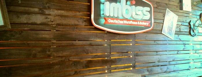 imbiss is one of Posti che sono piaciuti a Guillermo.