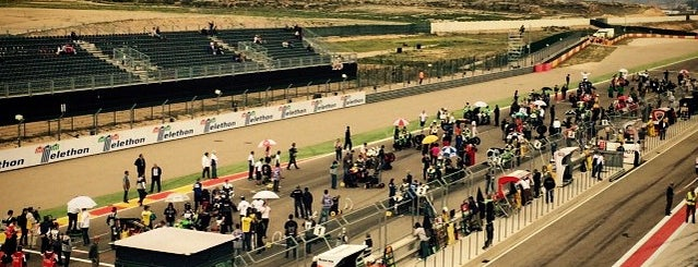 Motorland Aragón is one of Top fun places.