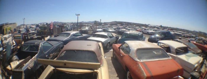 Desert Valley Auto Parts is one of Bucket List for Gearheads.