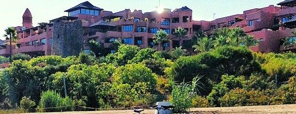 Laguna Beach is one of Испания.