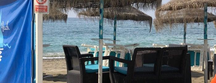 Chiringuito Pepe's Beach is one of Lieux qui ont plu à Jana.
