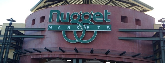 Nugget Market is one of The Jelf-Miltons Take The West.