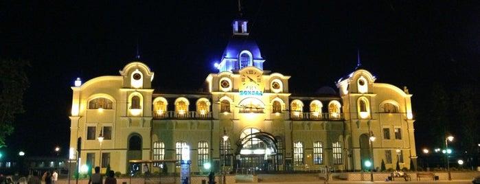 Залізничний вокзал «Луцьк» is one of Lieux qui ont plu à Anton.