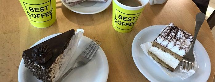 Best Coffee is one of Anton : понравившиеся места.