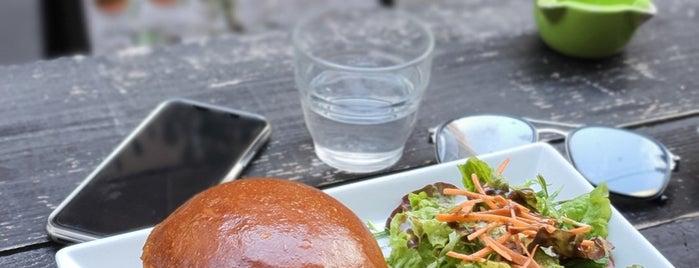 Craft Burger co. is one of OSAKA.