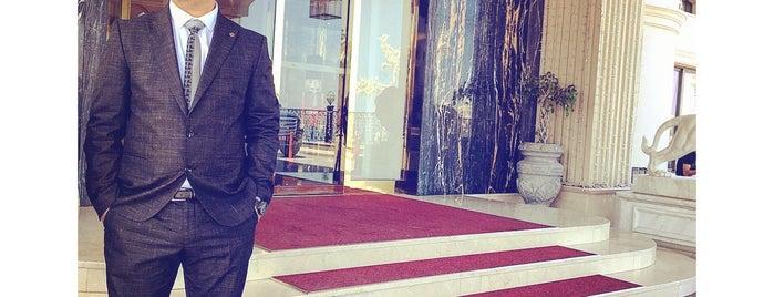 Les Ambassadeurs Hotel & Casino is one of CYPRUS.