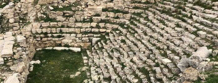 Pessinus - Ballıhisar is one of Eskişehir İlçeleri Gezilececek\Yenilecek Yerler.