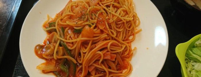 レストランかおり is one of Posti salvati di Hide.