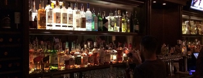 Zeki's Bar is one of The San Franciscans: Happy Hour.