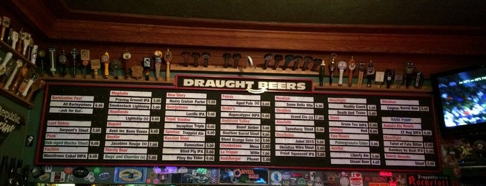 Toronado is one of Beer 47 Craft Beer Guide to SF.