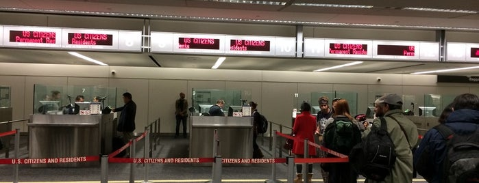 Immigration & Customs Inspection is one of NYC day.
