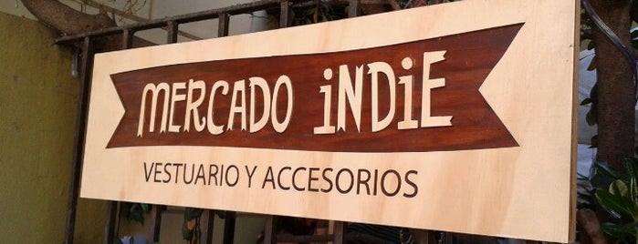 Mercado Indie is one of Chile.