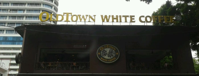 OldTown White Coffee is one of babulicous.