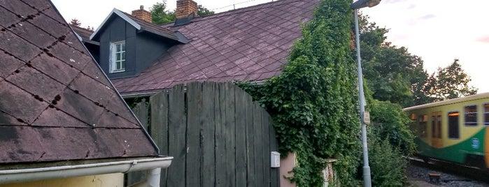 Střešovice is one of Gezginruhluyum🌍💃'ın Kaydettiği Mekanlar.